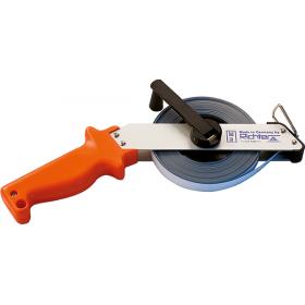 Stahl-Bandmass 7212 ER, einseitige cm-Teilung