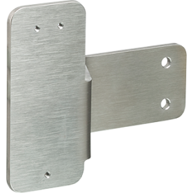 Plaques de montage pour barres antipanique MPL-S RE + LI