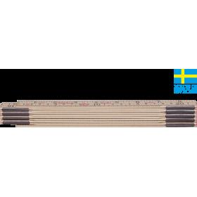 Mètre suédois original 1502 Inch