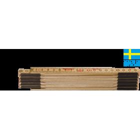 Mètre suédoise original 1512