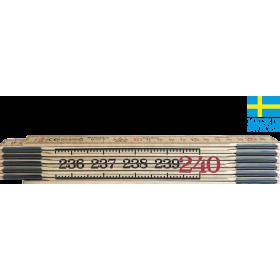 Mètre suédois original 1502.4
