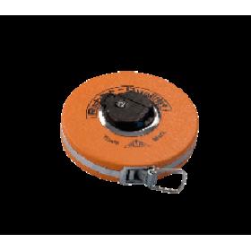 Stahl-Bandmass 308 GP, einseitige mm-Teilung