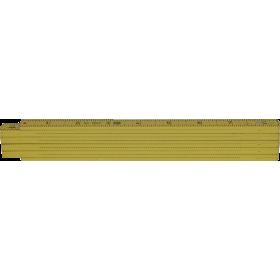 Kunststoff-Meter mit Zoll-Teilung Longlife® 1602 Inch