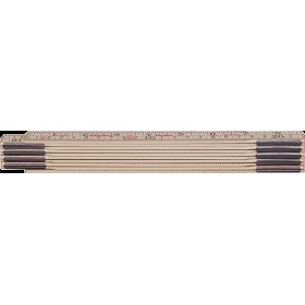 Mètre pliant en bois1502 Inch