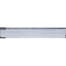 Holz-Gliedermeter Futura 1402 Gips