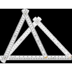 Holz-Gliedermeter Futura 1402 Winkel