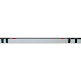 Doppelriegel für Nebenausgänge PR 1400